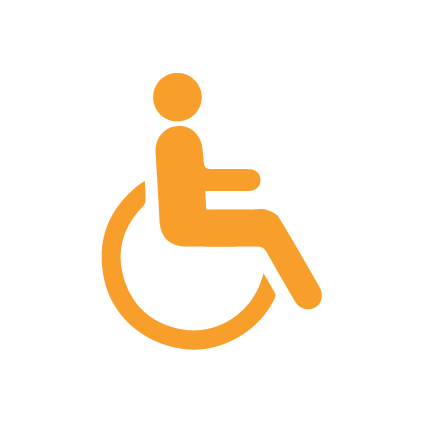 Wheelchair Friendly